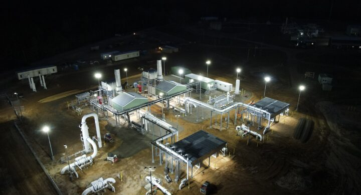 Midcoast Energy Completes CJ Express Expansion Project And Announces Anchor Shipper Agreement For Future Market Area Development
